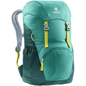 Deuter Junior Selkäreppu 18l Lapset, alpinegreen/forest
